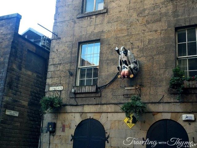 24 Hours in Edinburgh Cowgate