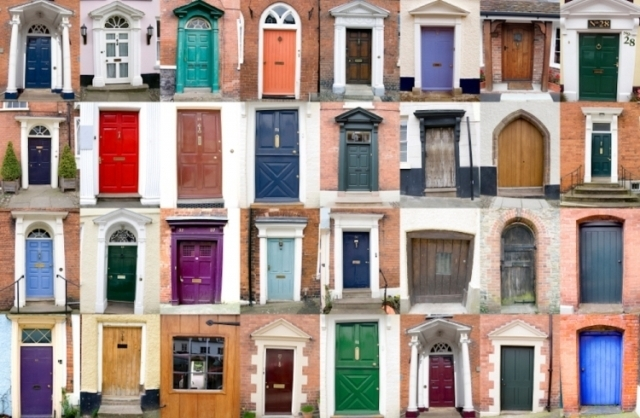 24 Doors of Advent Edinburgh 2016