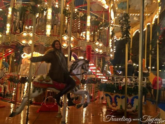 Edinburgh Carousel Fun Christmas 2