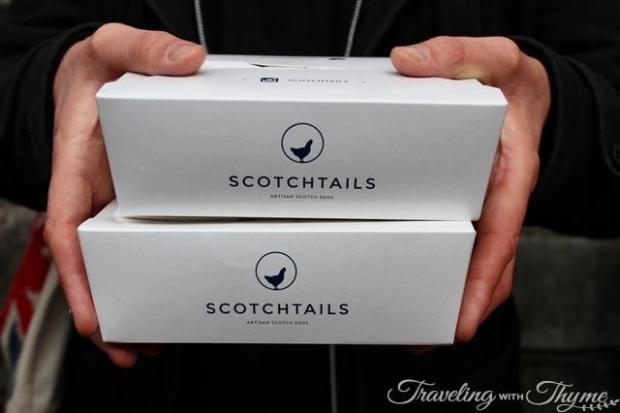 Borough Market Foodie Scotch Tails