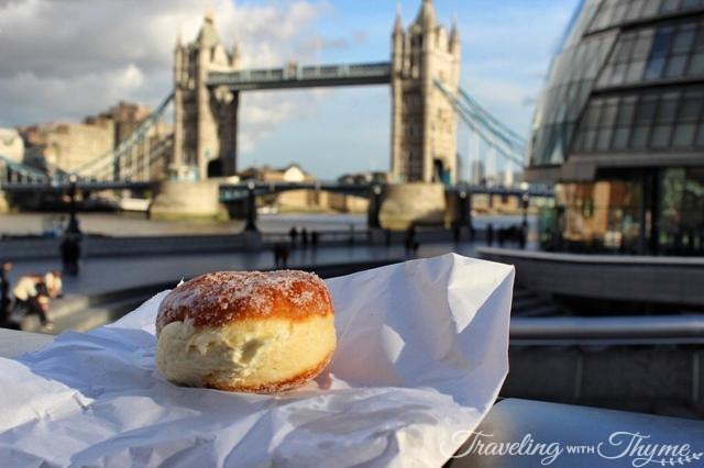 Bread Ahead Tower Bridge London