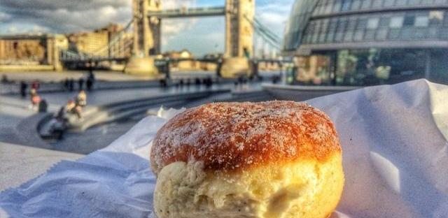 Bread Ahead Donut in London
