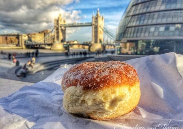 Bread Ahead Donut in London