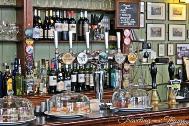 The English Restaurant Shoreditch London