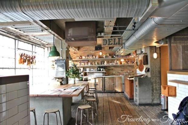 Pizza East Interior Design Pinterest