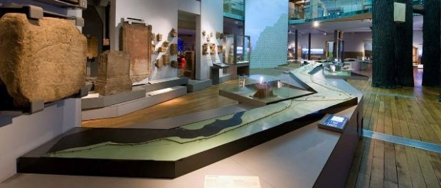Great North Museum Hadrians Wall
