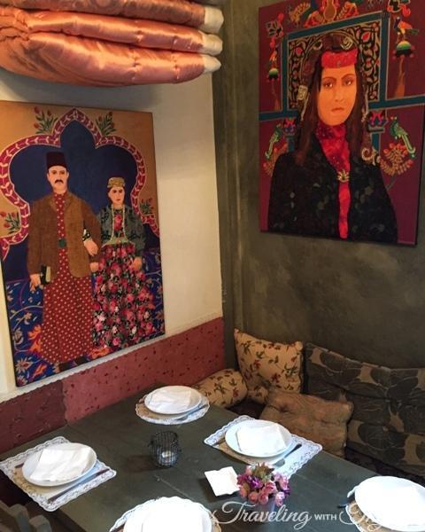 Seza Art Armenian Heritage Painting