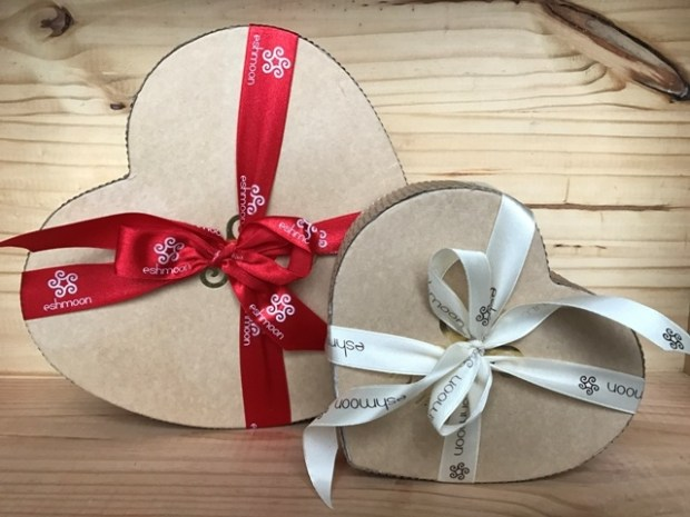 Eshmoon Chocolate Heart Gifts