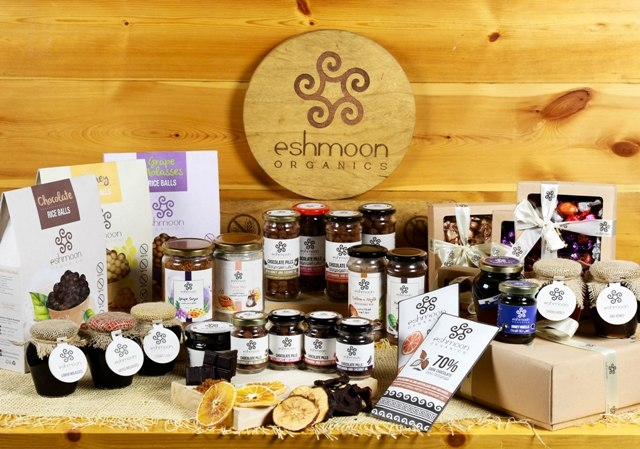 Eshmoon: Delicious Local Organic Chocolate in Lebanon