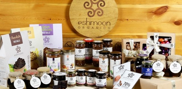 Eshmoon chocolate organic product review