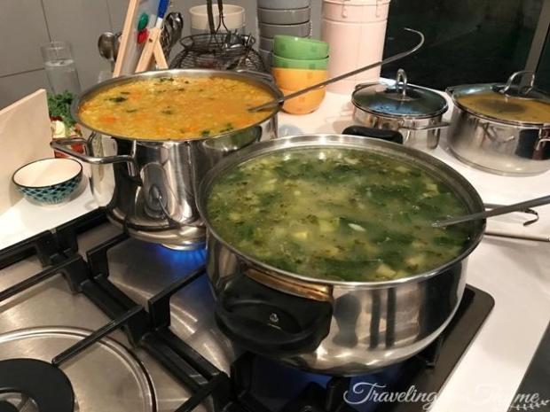 The Flavour Thief Soup Party