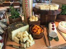 Cheese Kempinski Hotel Sunday Brunch