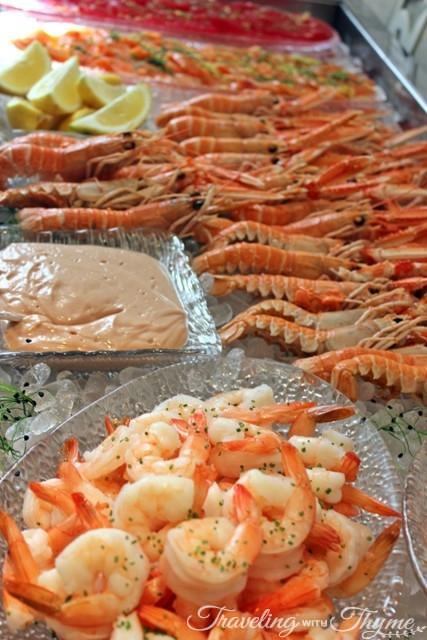 Kempinski Hotel Sunday Brunch Seafood