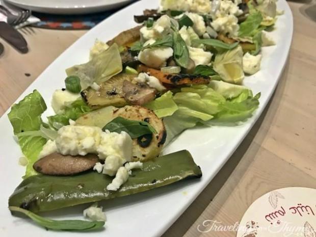 Nasma Beyrouth Garden Salad Cheese