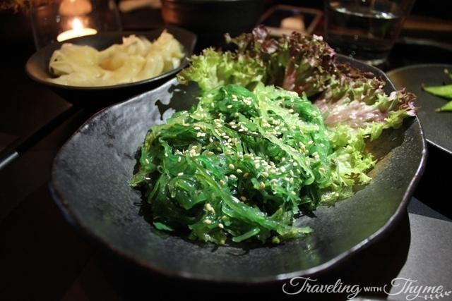 Tamashii Sushi Lebanon Wakame Seaweed