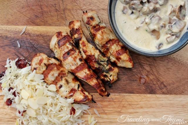 Les Malins Backyard Hazmieh Grilled Chicken