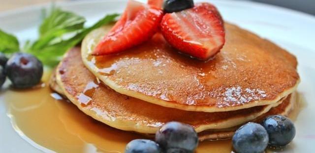 Deli Co Beirut Souks Pancakes