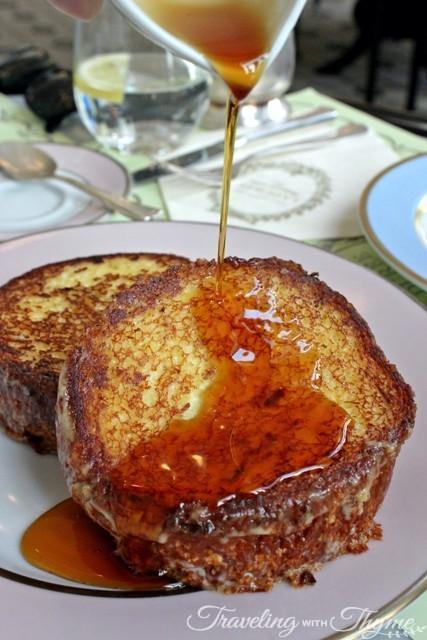 LaDuree pain perdu syrup