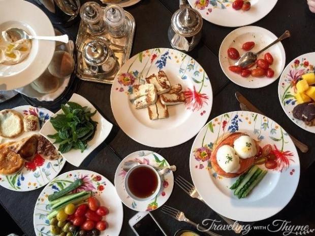 four seasons hotel beirut breakfast