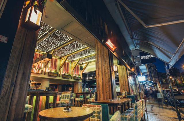 Bonavida Restaurant Design Beirut