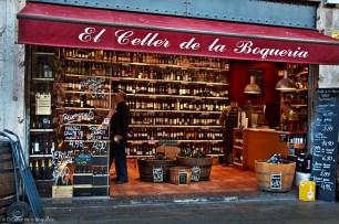 El Celler de la Boqueria Wine