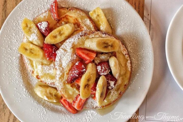 Frosty Palace Pancakes Brunch Beirut