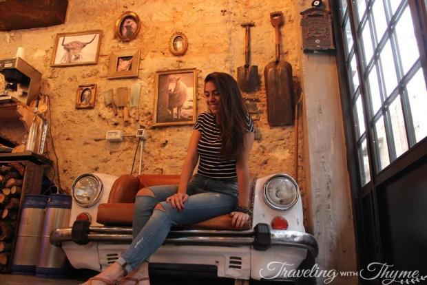 Meats and Bread Gemmayze Beirut Blogger
