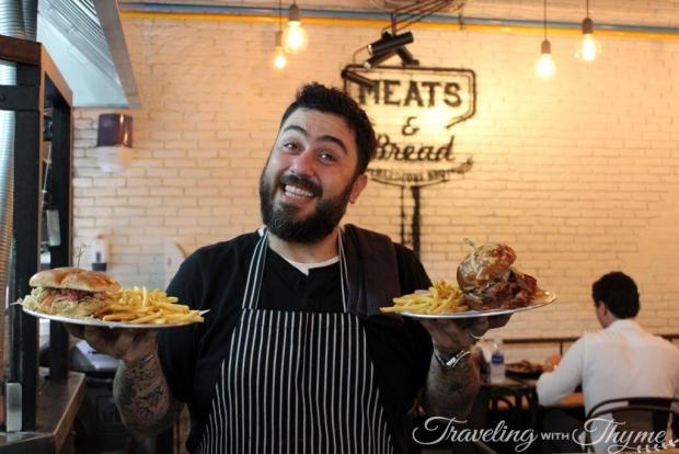 Meats and Bread Ferdinand Burger Beirut