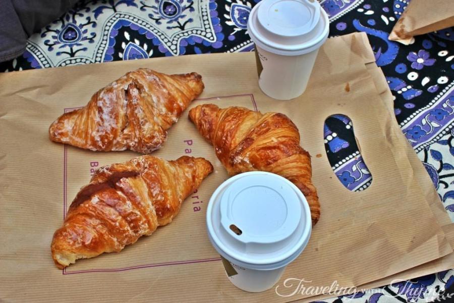 Croissant Mascarpone Hofmann Barcelona Breakfast