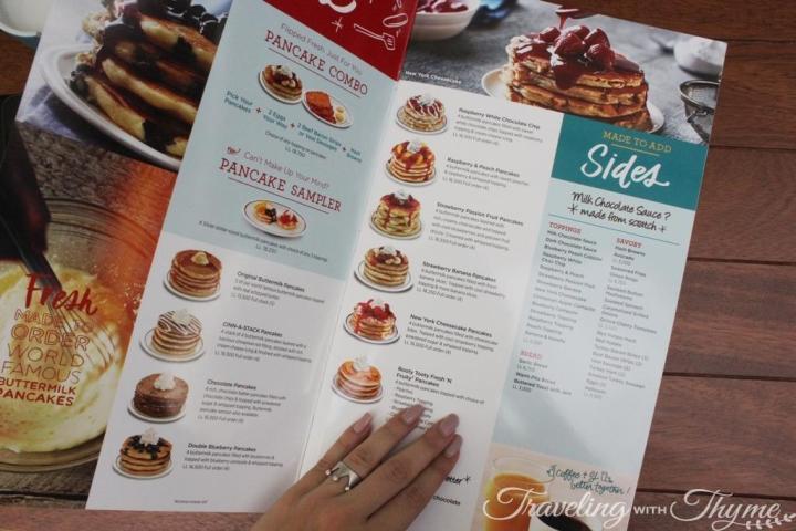 IHOP Lebanon Menu Pancakes Brunch Beirut