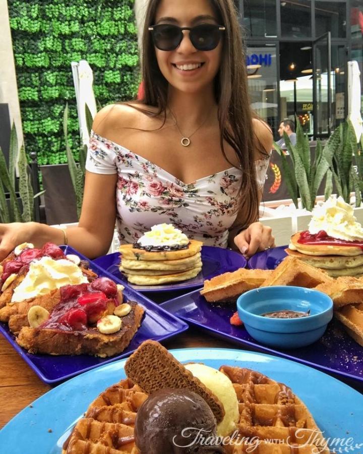 IHOP Lebanon Dessert Pancakes Lebanese Blog