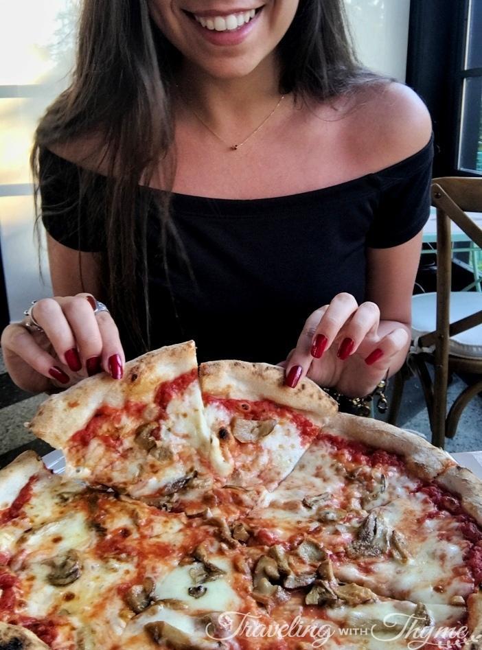 Sapori e Vini Woodfire Neapolitan Pizza