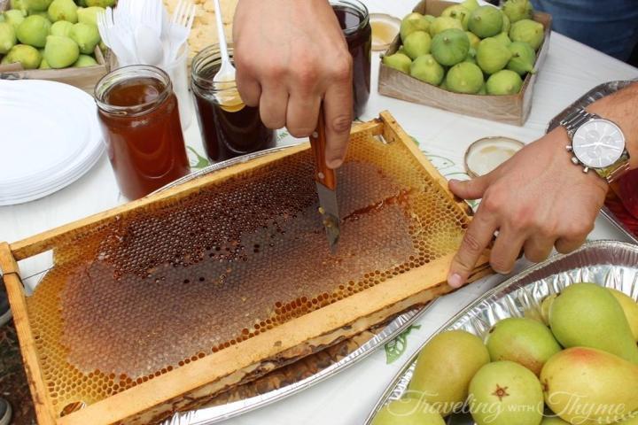 Atelier du Miel Tannourine Honey Lebanese