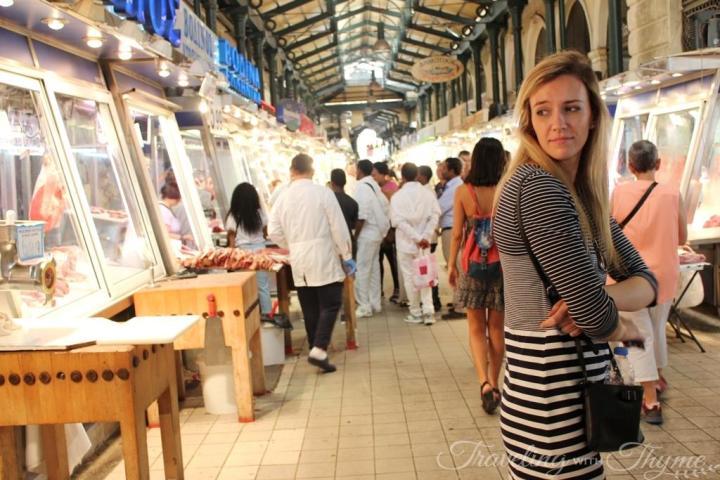 Athens Tour Central Market Varvakios Agora
