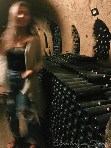 Chateau Ksara Bekaa Winery Caves Wine