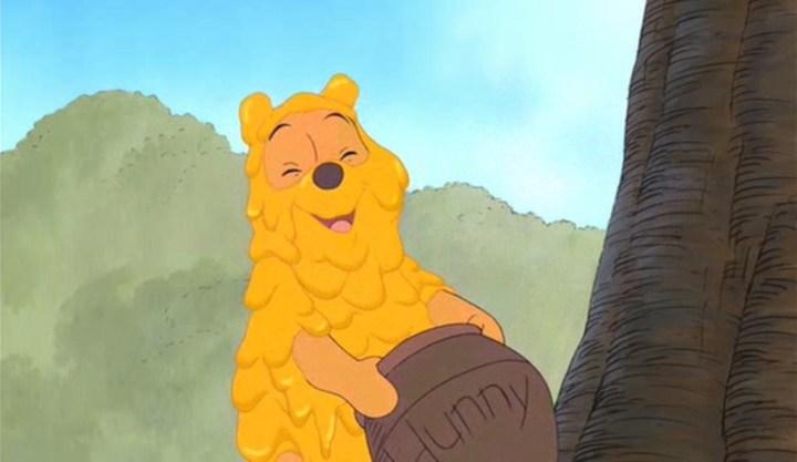 Winnie the POOH honey love