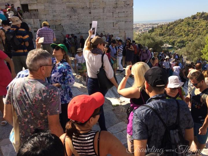 Acropolis Tour Key Tours Athens Guide
