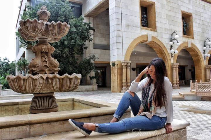Grand Hills Hotel Broumana Lebanon Blogger
