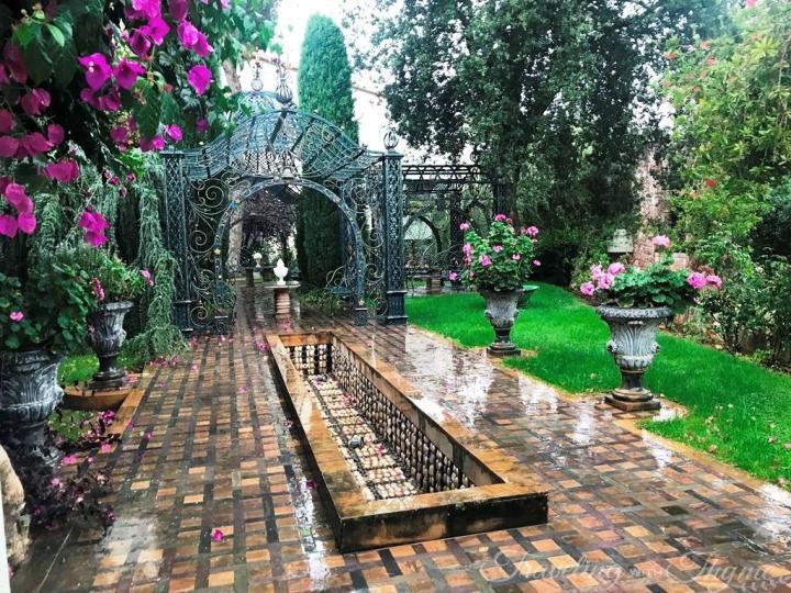 Grand Hills Hotel Spa Garden Lebanon