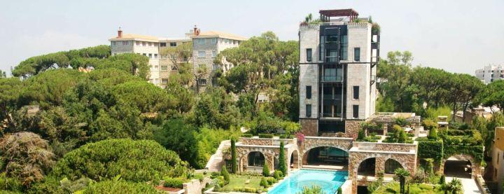 Grand Hills Hotel Spa Broumana Lebanon