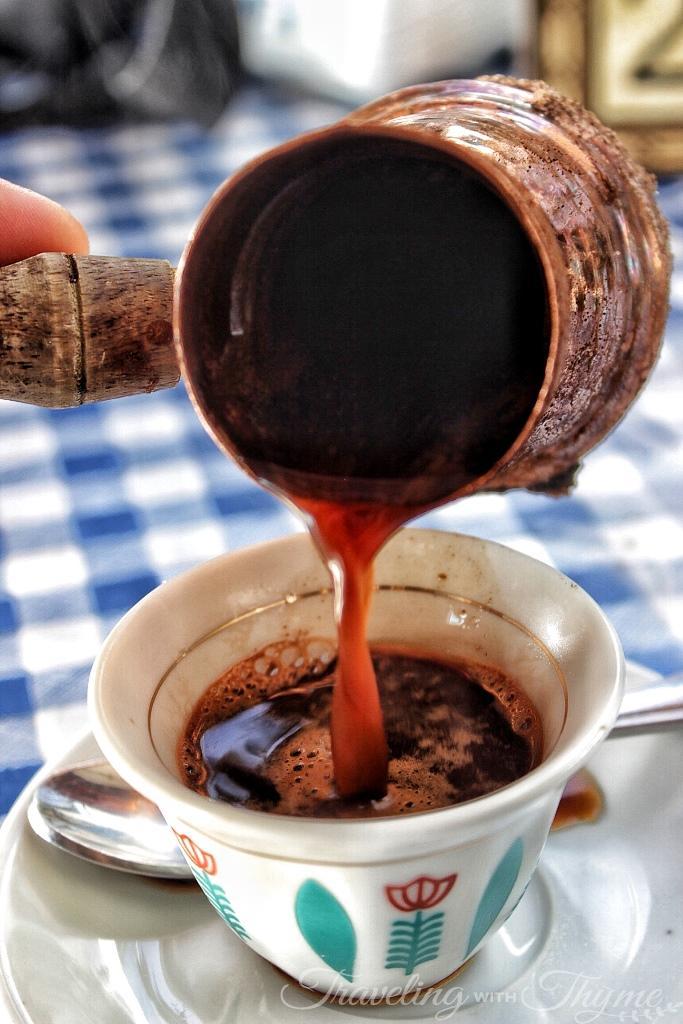 Al Falamanki Lebanese Ahwe Turkish Coffee