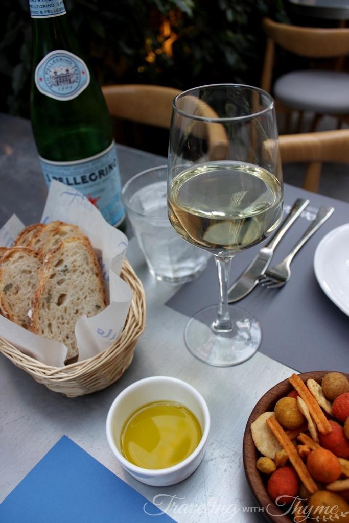 La Petite Table local Lebanese Wine