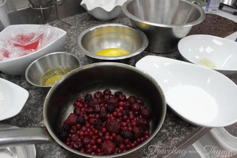 Rotana Chef Lebanon Patisserie Pastry Class