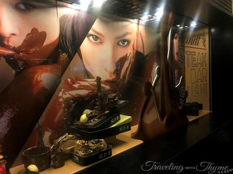 Steak Bar Sushi Chocolate Antelias Dinner