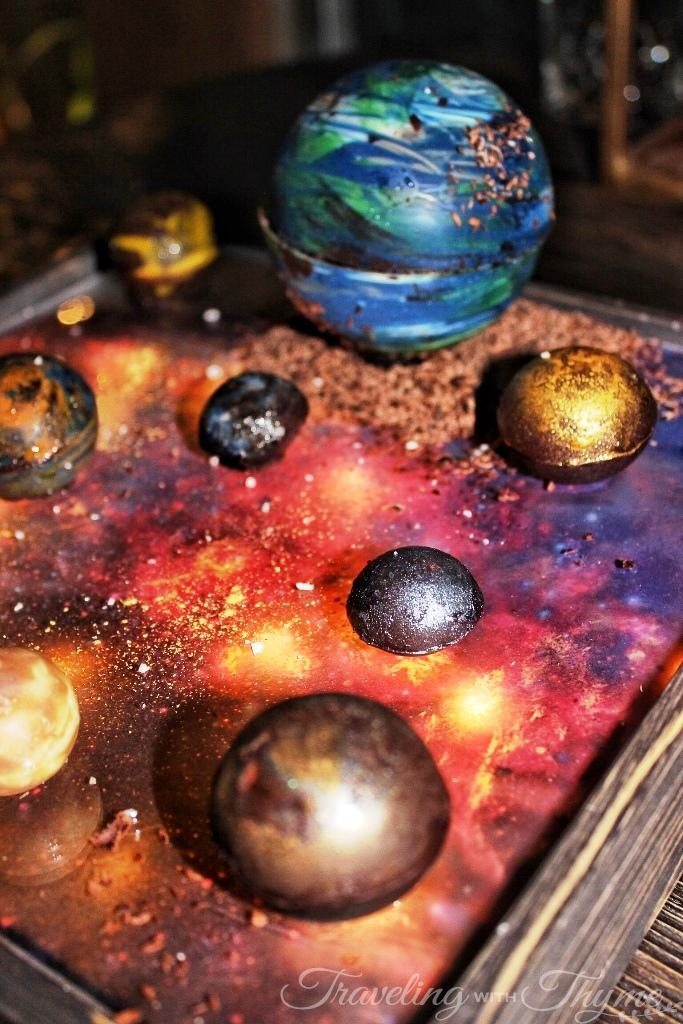 SteakBarSushi Chocolate Dessert World Universe Galaxy