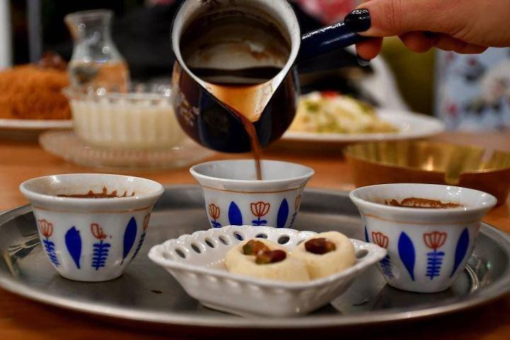 Enab Beirut Byblos Coffee Dessert Lebanese