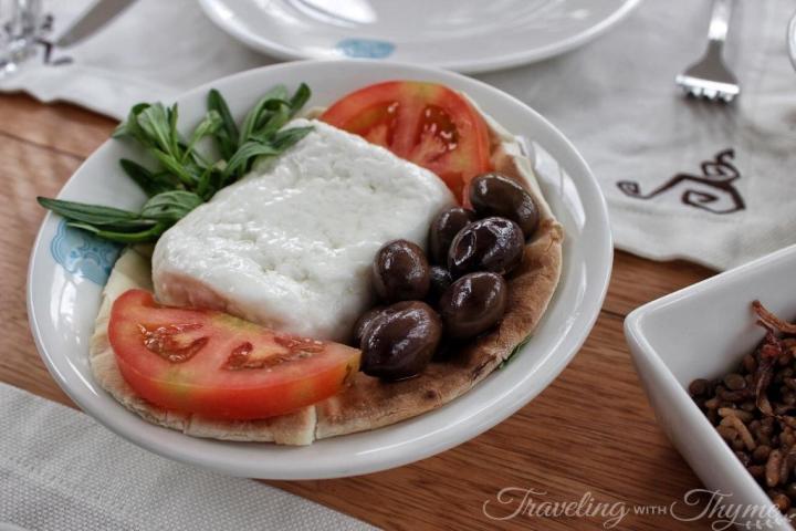 Enab Jbeil Lebanese restaurant baladi cheese