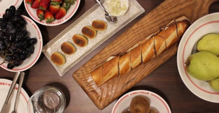 L'Os en Ville Dessert Halewe Karabij