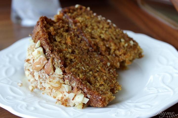 dbbakescakes lebanon carrot cake homemade sip