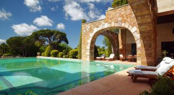 grand hills hotel pool outdoor lebanon